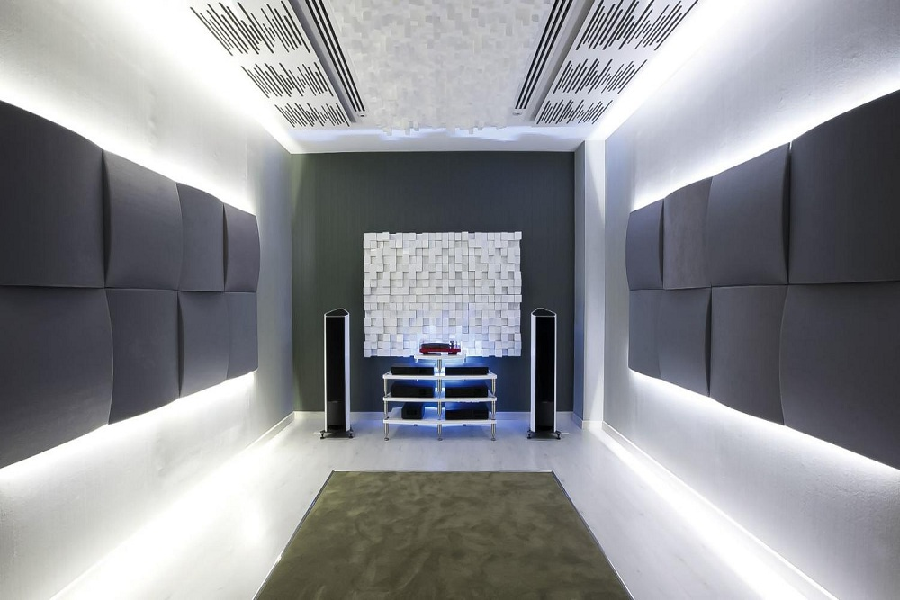 Acoustic Difüzör Panels