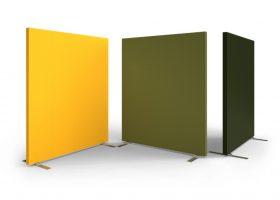 Akustik Seperatörü Paneller