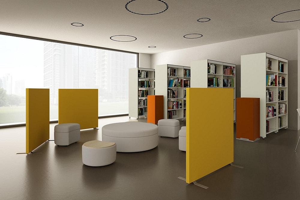 Kütüphane Ses Yalıtımı