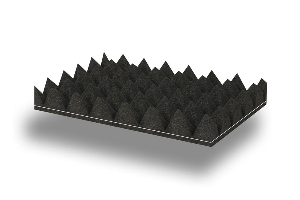 Bariyerli Piramit Sünger